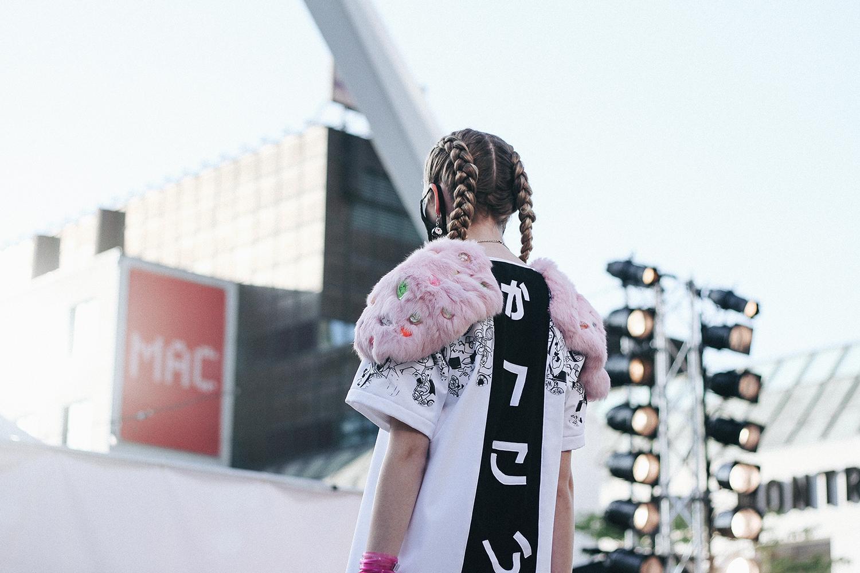 Différents runway au festival mode et design 16e edition amelie mcgarell julia lamarque isabella forget mode montreal