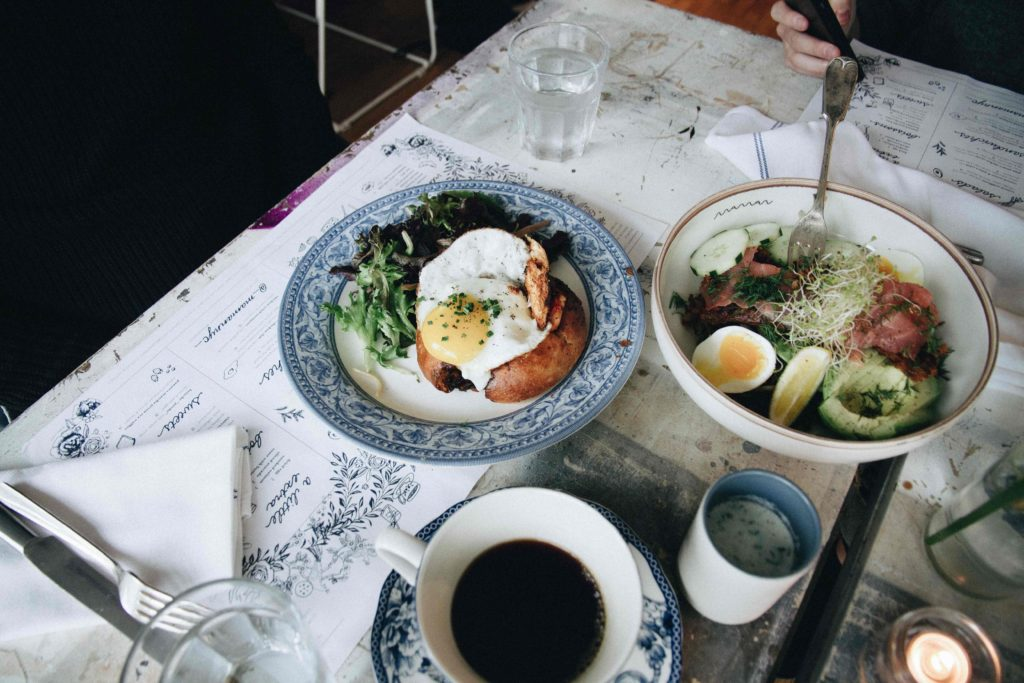 Maman greenpoint location new york city is the best brunch place in brooklyn