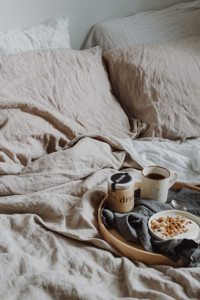Sunday morning spent in bed with my new Etsy favorites