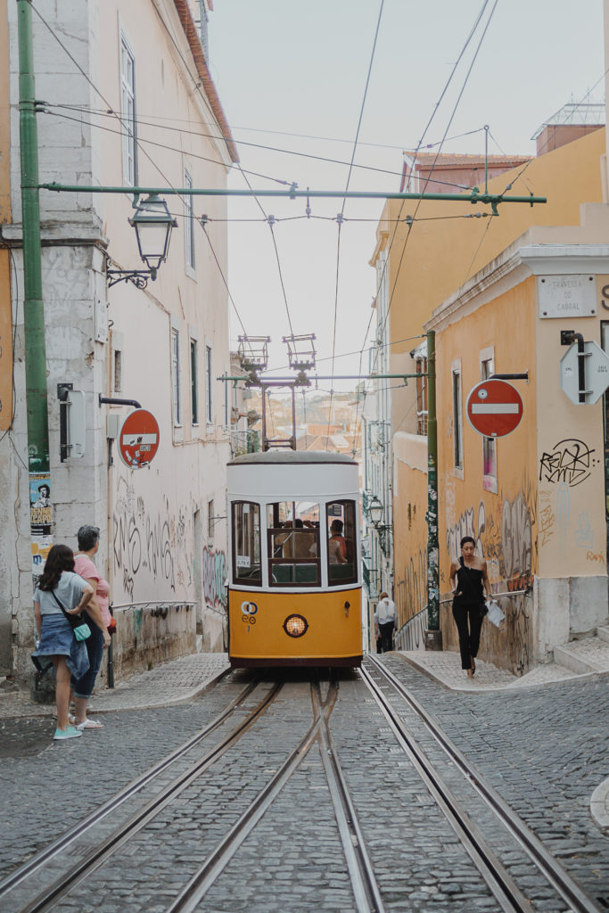 Lisbon guide tour of this colorful city and surrounding